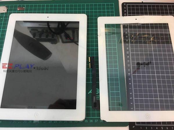 ipad3 更換面板