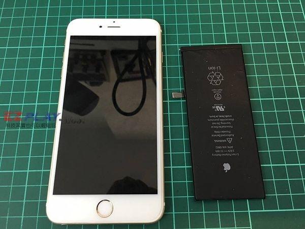 IPHONE6+換電池