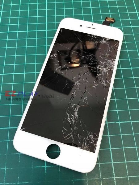 i6面板破裂