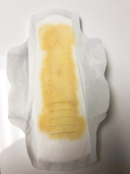 好自在液體衛生棉