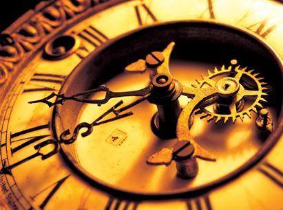 江恩周期理論-時間的因素