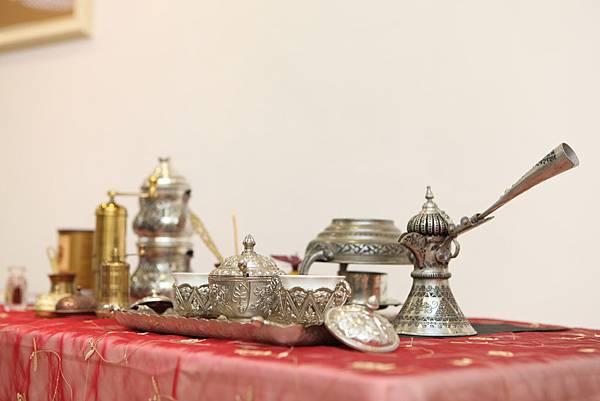 土耳其咖啡器具