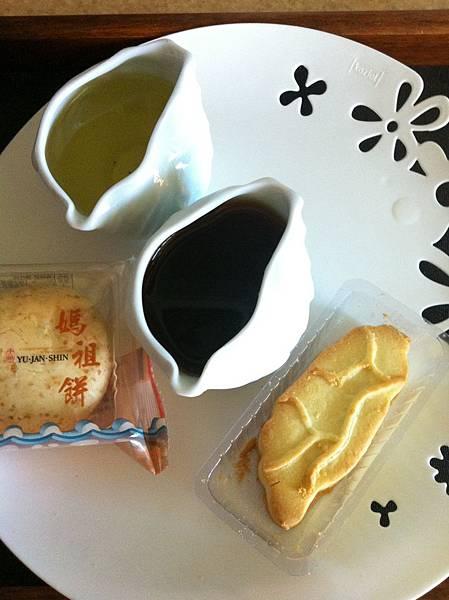 台灣咖啡台灣茶