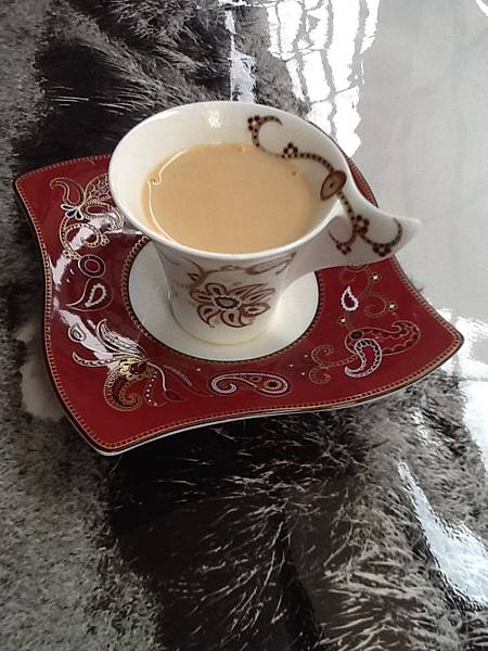 鴛鴦咖啡. (1)