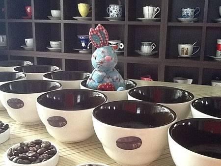 兔子愛喝咖啡 (2)