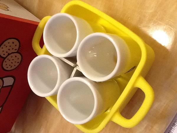 杯測杯組4