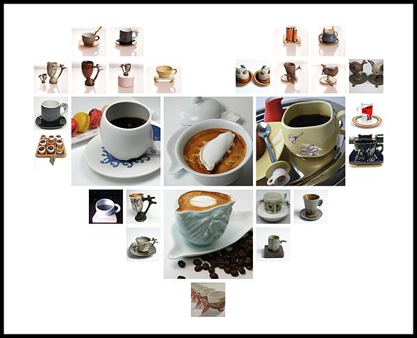 咖啡台灣杯