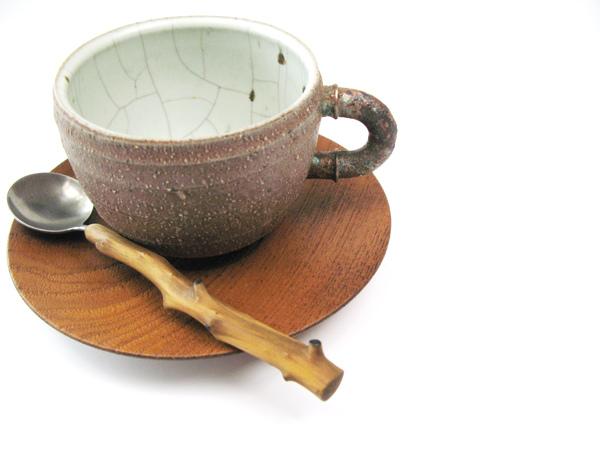 原木風情咖啡杯