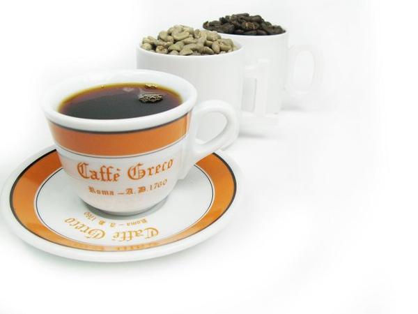 Caffe` Greco X Yirgacheffe