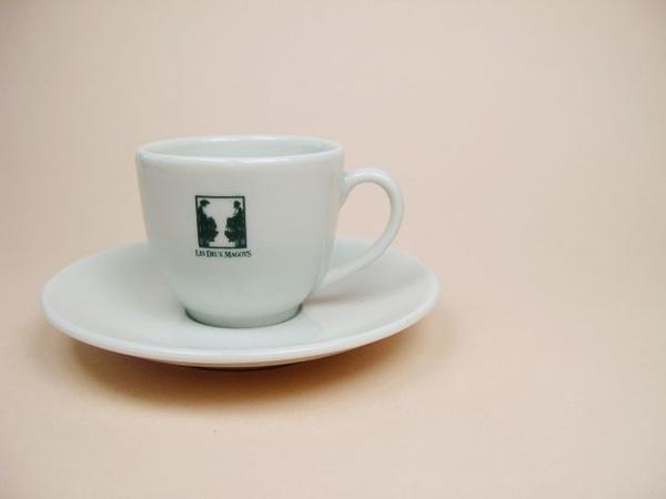 雙叟咖啡館紀念杯