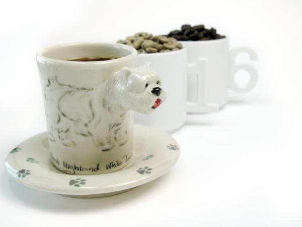 立體動物咖啡杯 X Kenya AA+ 肯亞