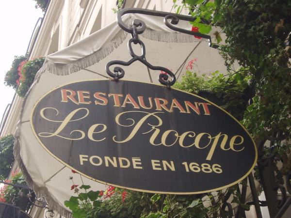 9Café Procope 波寇伯咖啡館1175.JPG