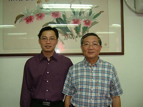台灣阿誠和岳父大人