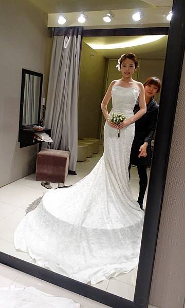 Wedding dress 10