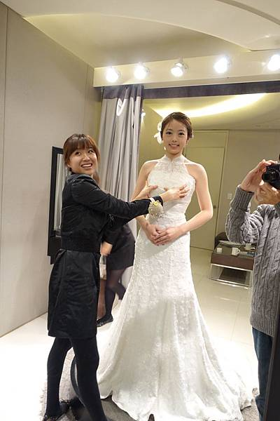 Wedding dress 12