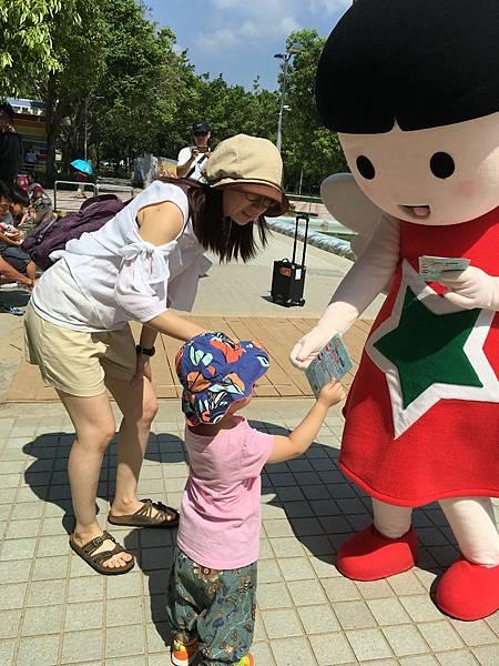 兒保娃娃宣傳托育活動 邀請大眾參與同樂.JPG