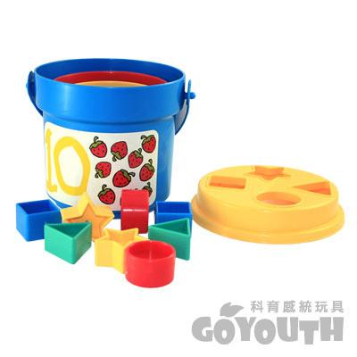 T1-05.美國 B.Toys 大口疊疊杯_Battat系列