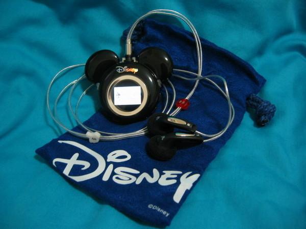 22歲生日禮物--Mickey MP3隨身聽