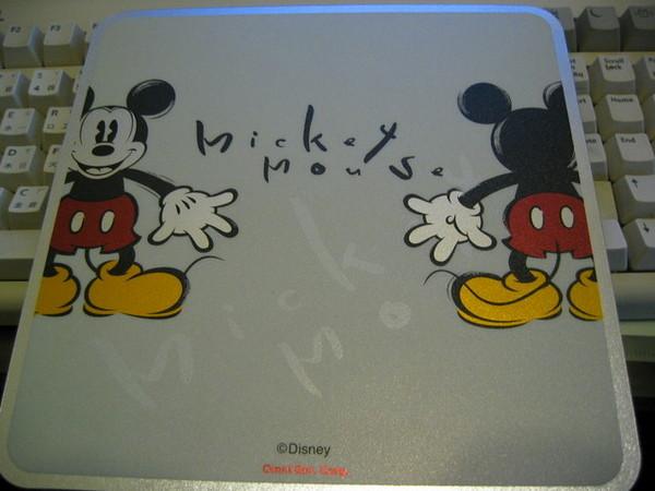 光學滑鼠用滑鼠墊