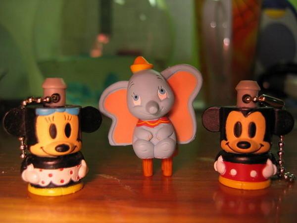 21歲生日禮物之Disney扭蛋