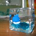 21歲生日禮物之藍色鯨魚memo夾