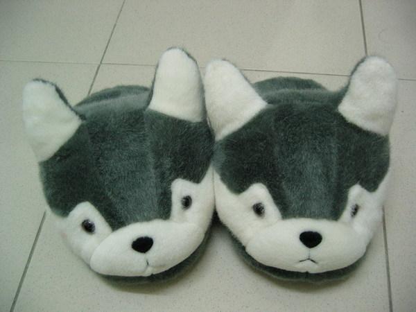 Husky拖鞋