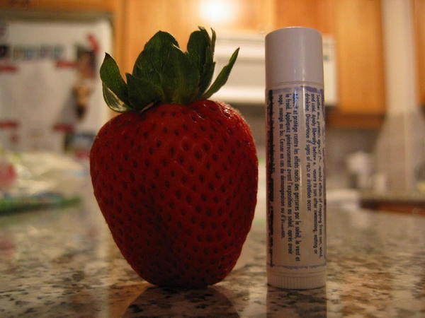 超大草莓~