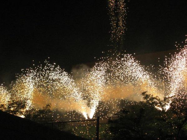 07,01,2004 - Fireworks!!!