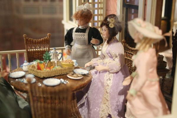 玫瑰豪宅貴婦人下午茶