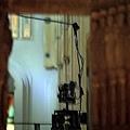 模型裡都有小攝影機,可以讓參觀者看到內部