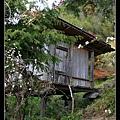 小木屋...倉庫的樣子,如果我沒記錯
