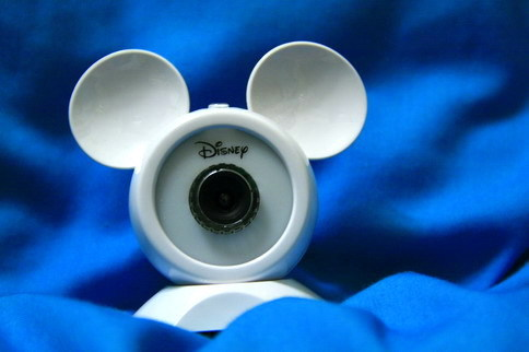 米奇webcam