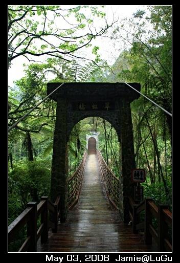 要走翠虹橋回起點了