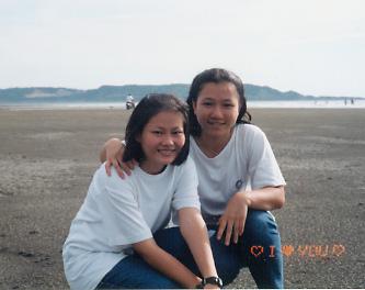高中畢業那年的夏日海灘