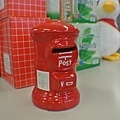 美瑛郵便局發現之超可愛的小郵筒