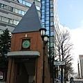 地鐵札幌站之某出口