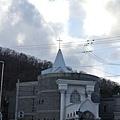 圓山公園外之美麗教堂