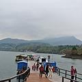 惠那峽渡船碼頭
