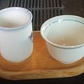 聞香杯與茶杯