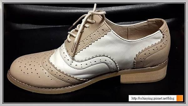 海星家夢想中的牛津鞋