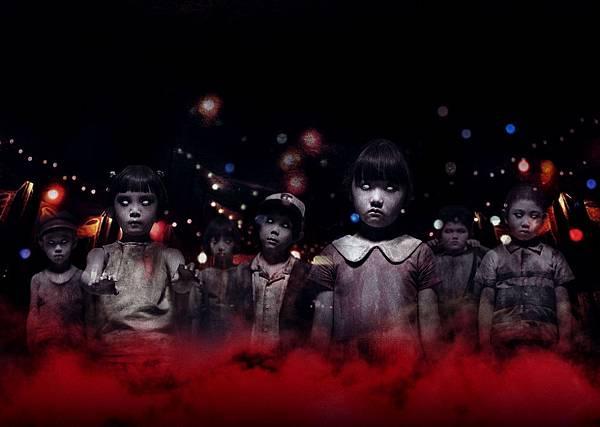 001【死小孩】劇照_本片是日本恐怖大師清水崇執導的最新恐怖作品,小孩反向大人索命