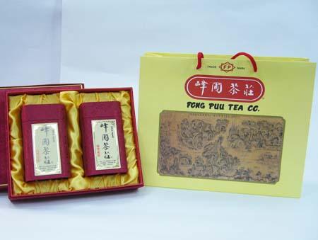 峰圃茶莊-文山包種茶