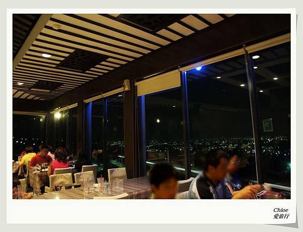 (彰化) 愈夜愈美麗的【銀河鐵道】餐廳