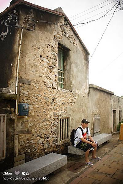 夏戀菊島。玩樂篇。望安中社村