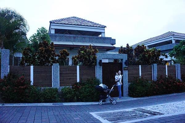 ▌好多第一次的台東行▐ 住宿。日暉國際渡假村。伯爵Villa
