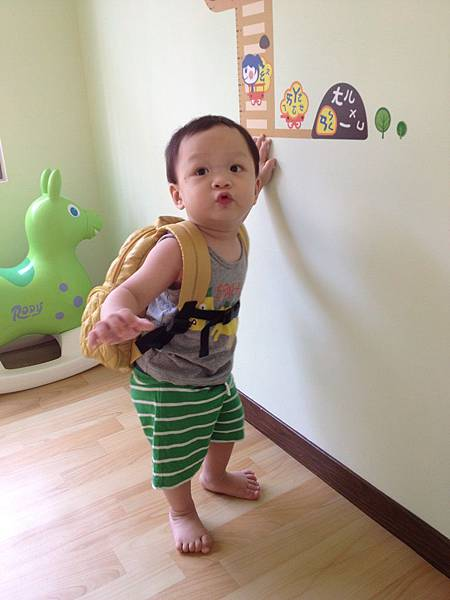 ▌體驗▐ Epachi。輕盈空氣感媽媽包 +馬卡龍小童包 = 亮眼母子包