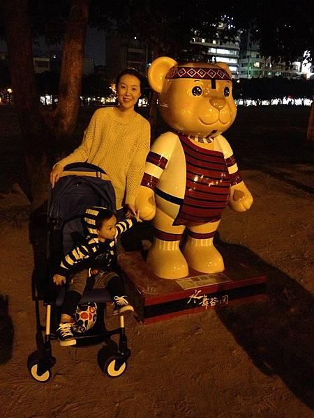 ▌台中▐ 台中泰迪熊展 ~ 夜間版的熊熊之旅