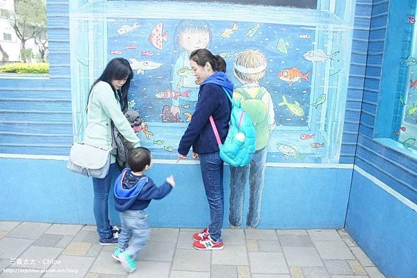 ▌宜蘭。親子遊▐ 二天一夜小旅行。玩樂篇 @ 幾米廣場