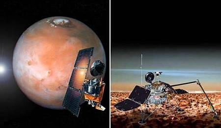 83火星拓荒者號