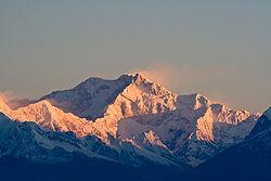 115第3 干城章嘉峰 8,586公尺